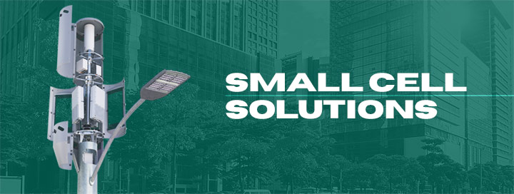 Small Cell Banner
