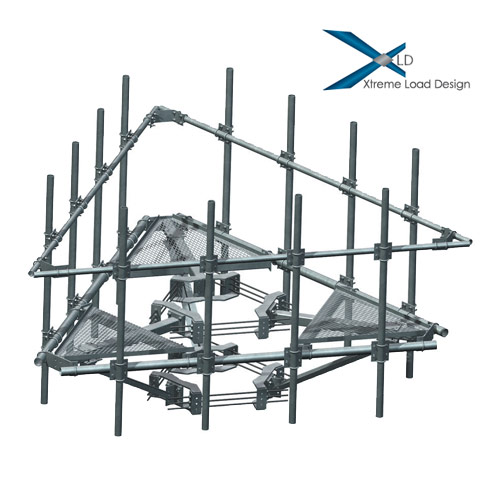 XLD Low-Profile Platform fo...