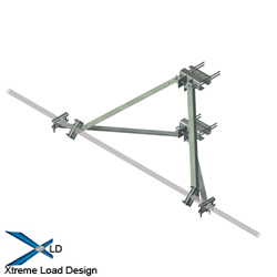 XLD Sector Frame Reinforcement Kits (Angle)