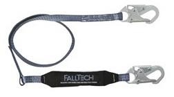 FallTech ViewPack Shock-Absorbing Lanyard