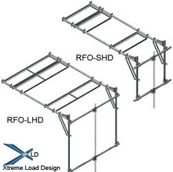 XLD Rooftop Flushmount Overhang Mounts