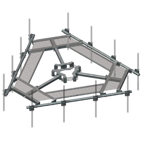 Magnum Full Walkway Platform Kits