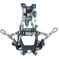 3M DBI ExoFit Strata Harness (Tri-Lock Revolver Leg Strap Buckles)