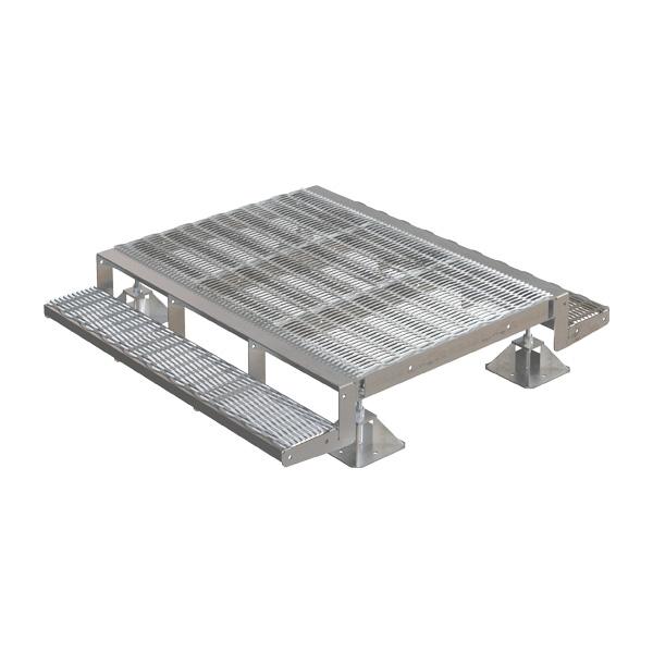 Modular Steel Step-Overs