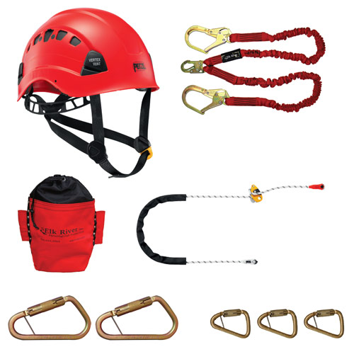 Site Pro 1 Professional Steel Tower Climbing Kits