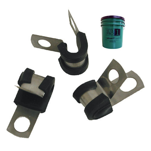 Insulated Wire Clamps