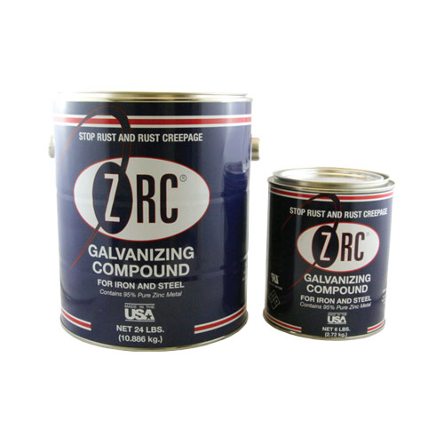 ZRC Cold Galvanizing Compound (95% Zinc)