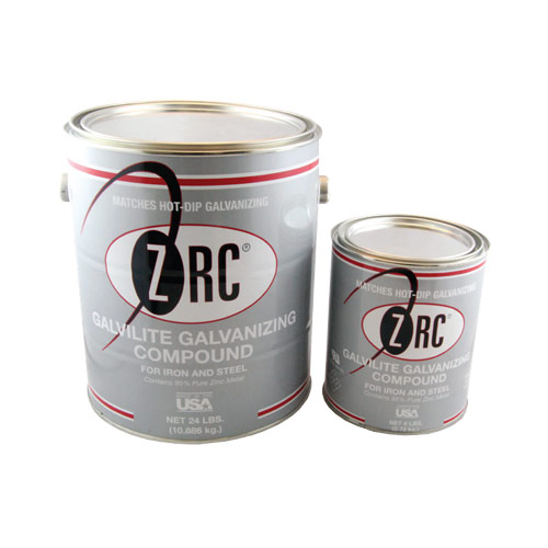 ZRC Galvilite Galvanizing Repair Compound (95% Zinc)
