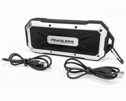 Fearless Boulder Bluetooth Speaker