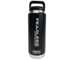 Fearless Duracoat Rambler by Yeti