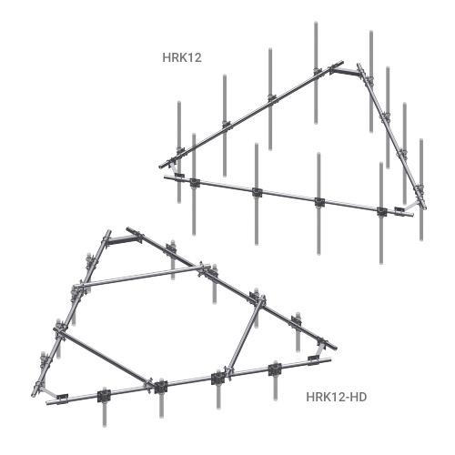 Universal Platform Handrail Kits