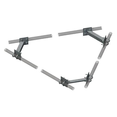 Handrail Corner Plate Kit