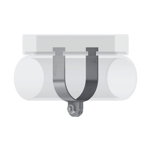 Square Rail Tubing Clamps