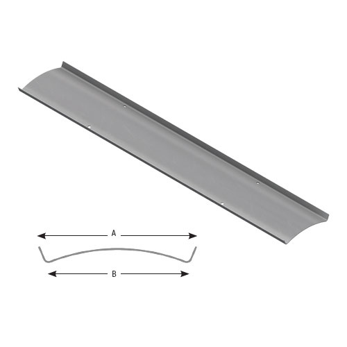 U-Riser Back Plates