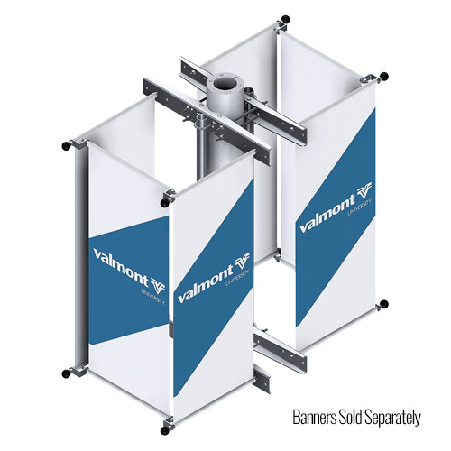 Banner Camouflage Kits - Two-sided