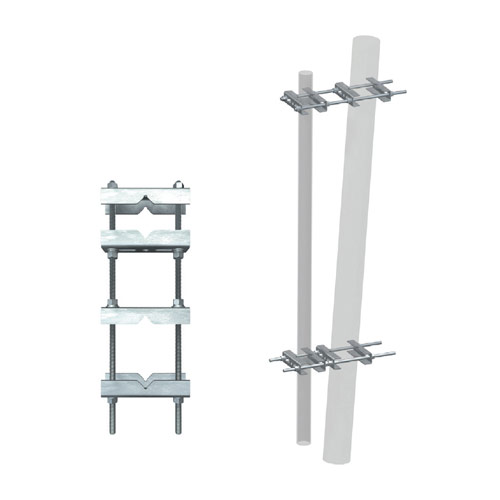Universal Pipe-to-Pipe Clamp Sets UPC2