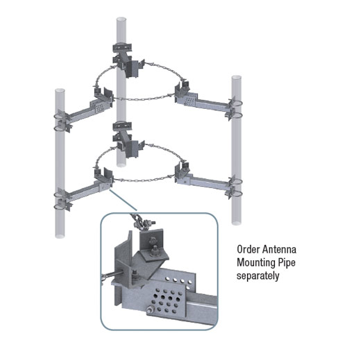 Taper Adjustable Chain Mounts