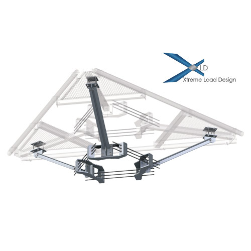 XLD Monopole Reinforcement Kits for Platforms or T-Arms