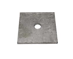 Galvanized Backing Plates