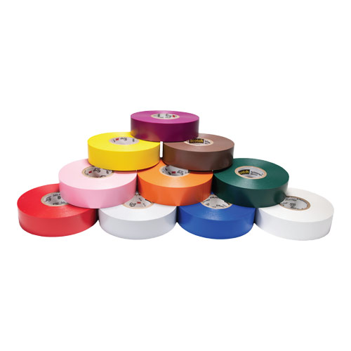 3M 35 Rainbow Pack Electrical Tape