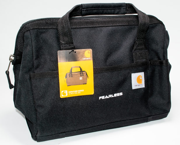 Fearless Signature Tool Bag by Carhartt
