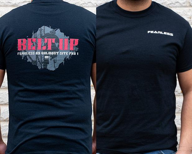 Fearless Heroic T-Shirt