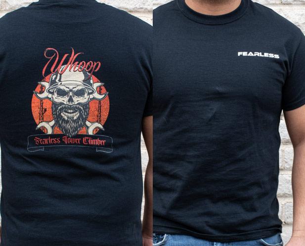 Fearless Tenacious T-Shirt