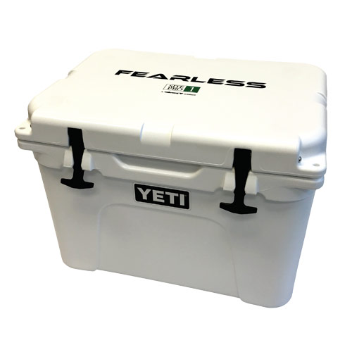 Fearless TUNDRA 35 Cooler by Yeti (White)
