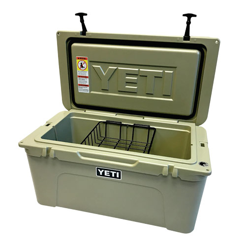 Fearless TUNDRA 65 Cooler by Yeti (Tan)