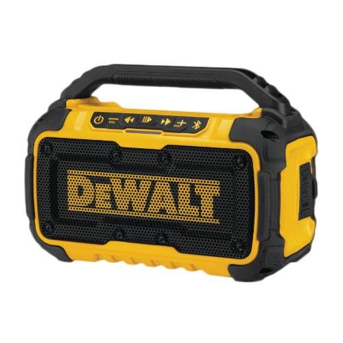 Dewalt Portable Jobsite Bluetooth Speaker