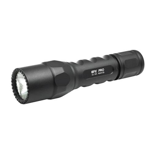 SureFire 6PX Dual-Output Tactical LED Flashlight (600 Lumens)