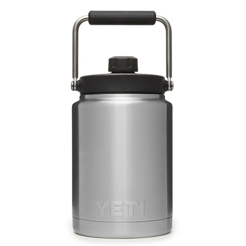 Fearless RAMBLER Stainless Steel Half Gallon Jug by Yeti