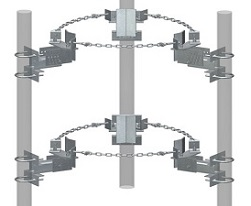 Taper Adjustable Chain Moun...