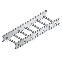 Straight Aluminum Ladder Tr...
