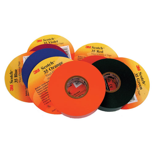 3M Color Code Electrical Tape