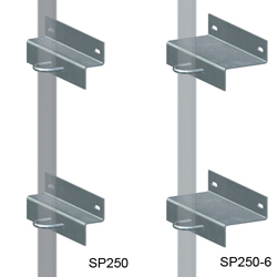 Cantilever Wall Mounts