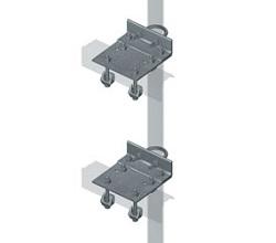 Handrail Antenna Pipe Mounting Bracket Kits