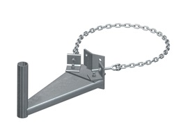 Chain Mount for GPS Antenna
