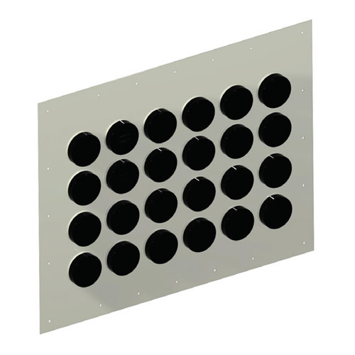 Aluminum Entry Panels - 5''...