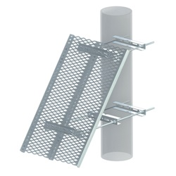Antenna Ice Shields Ice Shields For Microwave Dishes