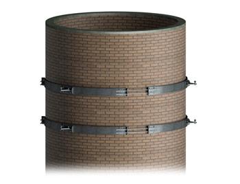 Custom Unique Wireless Rooftop Mounts Include Chimney