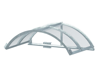 Antenna Ice And Snow Shield Canopies 4 Site Pro 1