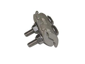 guide wire clamp wire center