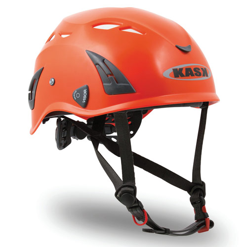 5d8f847c Kask Super Plasma Vent Helmets, Orange Climbers Hard Hat | Site Pro 1